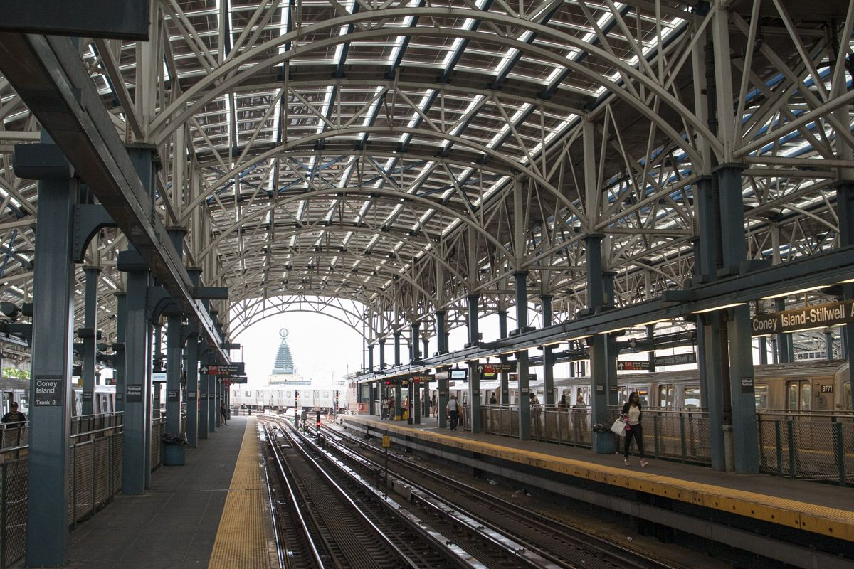 Stillwell Ave Terminal