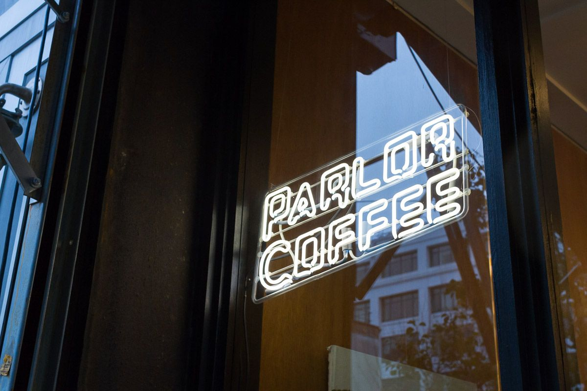 Parlor Coffee @ Persons of Interest