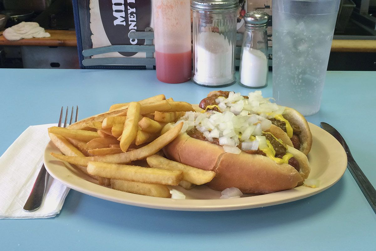 Mike's Coney & Pita