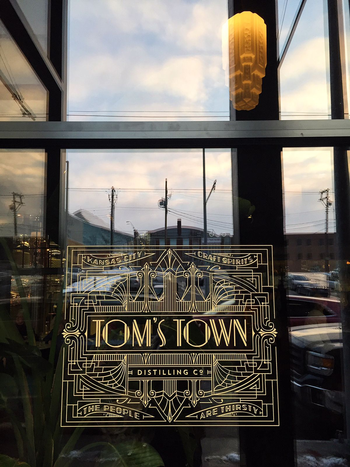 Tom's Town
