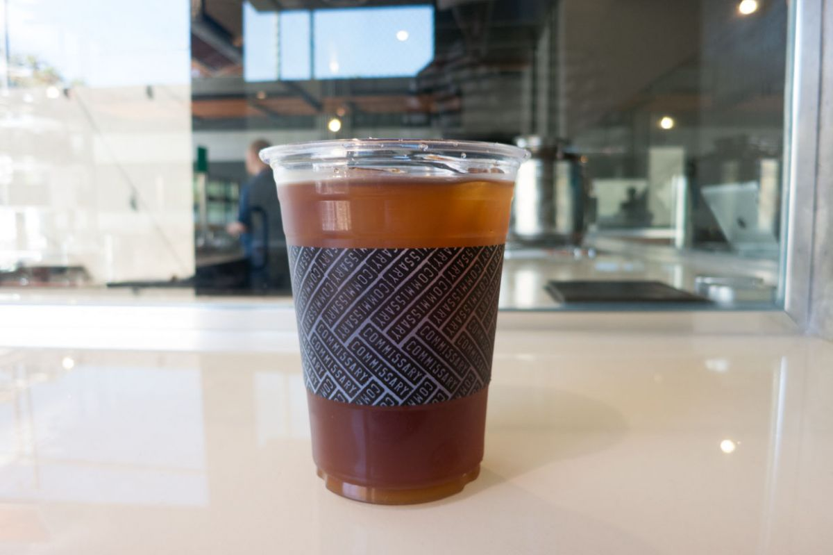 On the Grid : Coffee Commissary