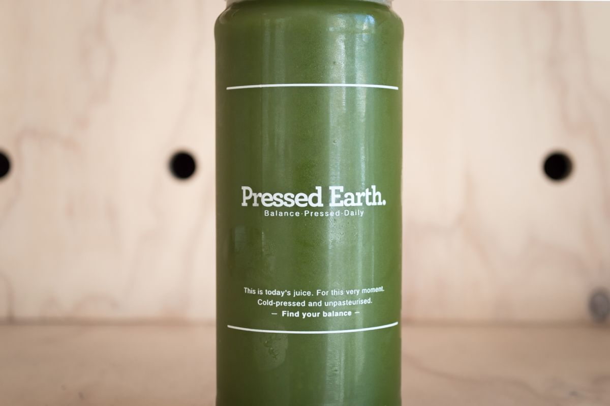 Pressed Earth