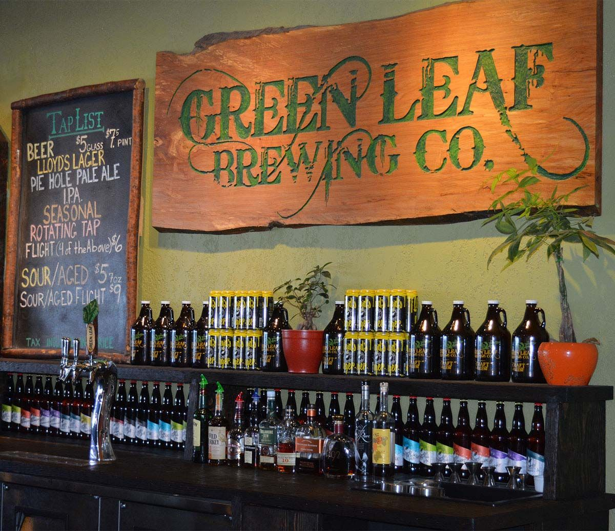 Green Leaf Brewing